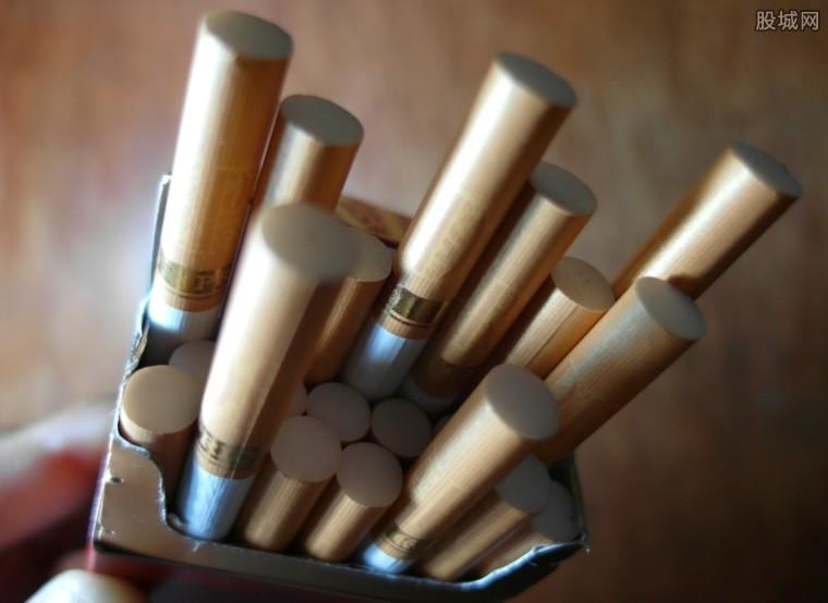 走私香烟非法获利