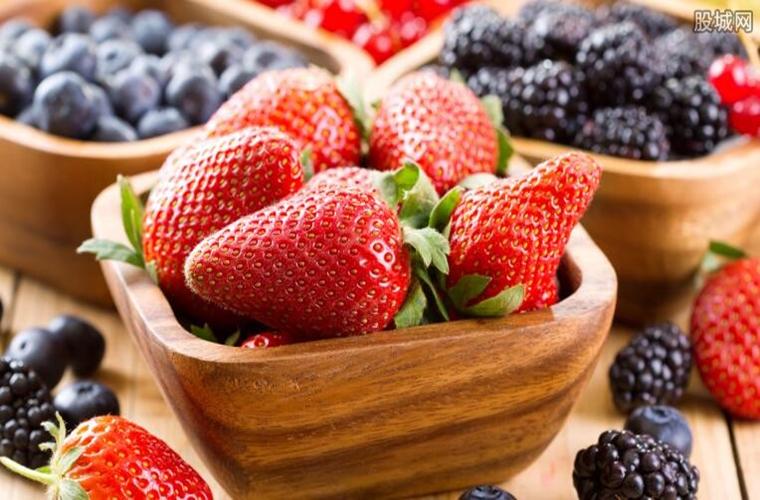 七大品牌草莓被召回并下架