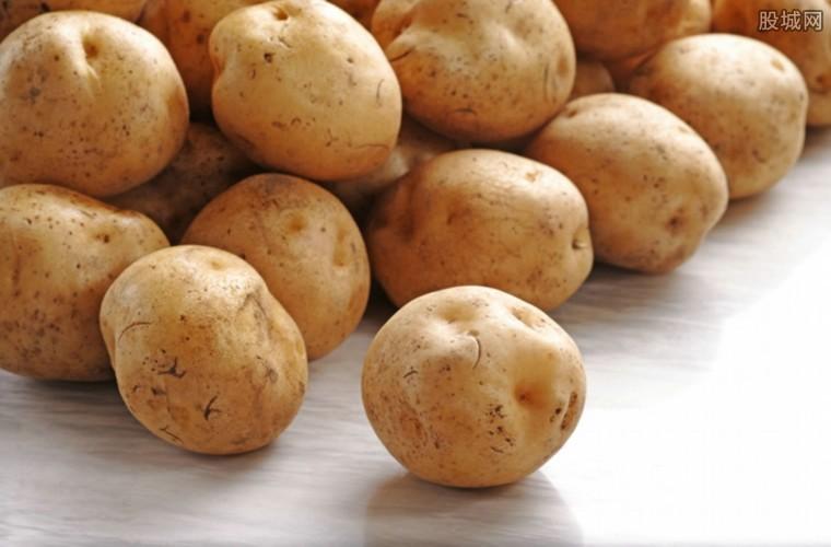 英国土豆价格暴涨