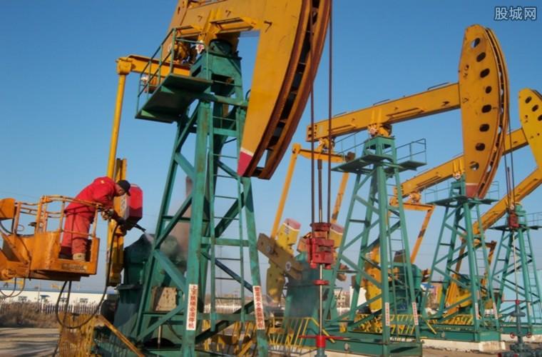 国际原油价格持续上涨