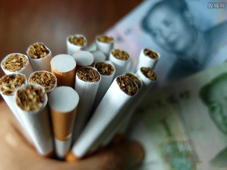 玉溪新中支香烟价格