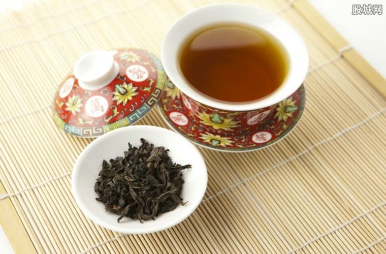 茶叶下单量上涨数十倍