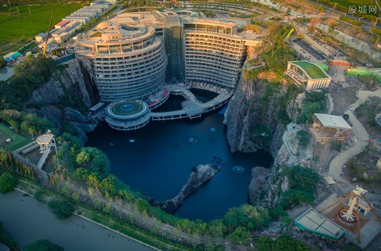 深坑酒店正式开业