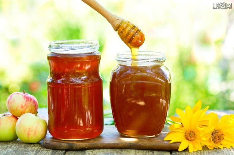 土蜂蜜广告销售