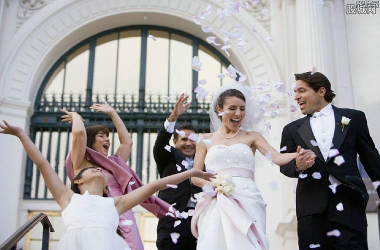 结婚找婚庆公司多少钱