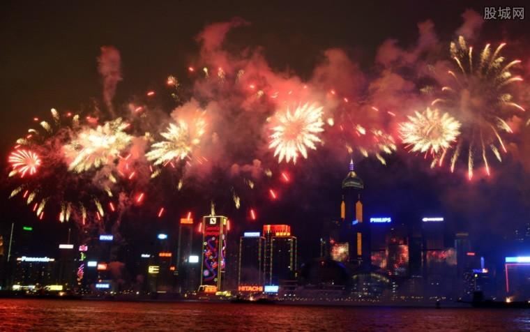 在香港怎么过春节的