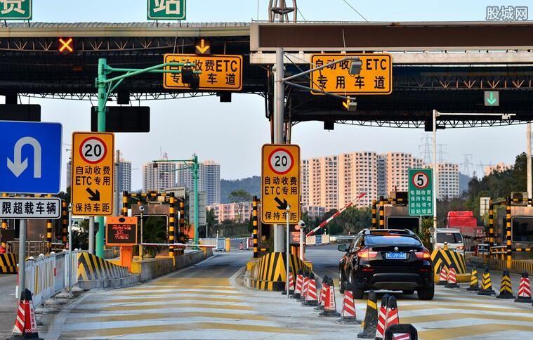 春节高速哪些车不免费