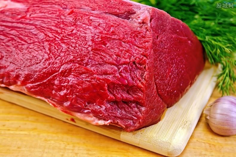 牛肉价格屡创新高