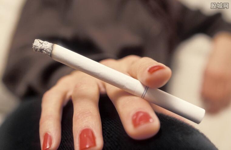 抽烟只抽煊赫门 南