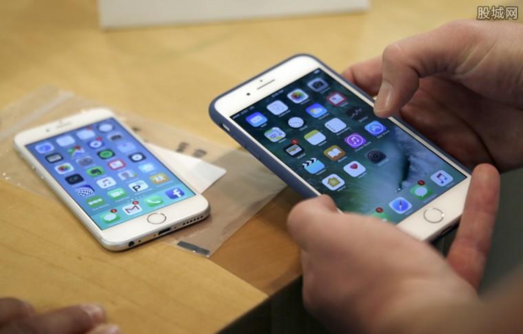 iPhone中国销量大增 苹果手机降价后销量猛增