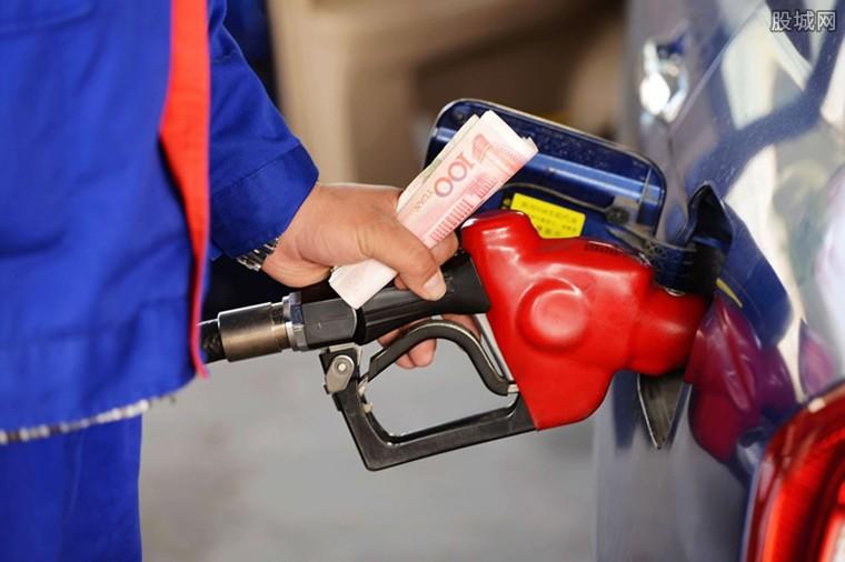 成品油价实现两连涨