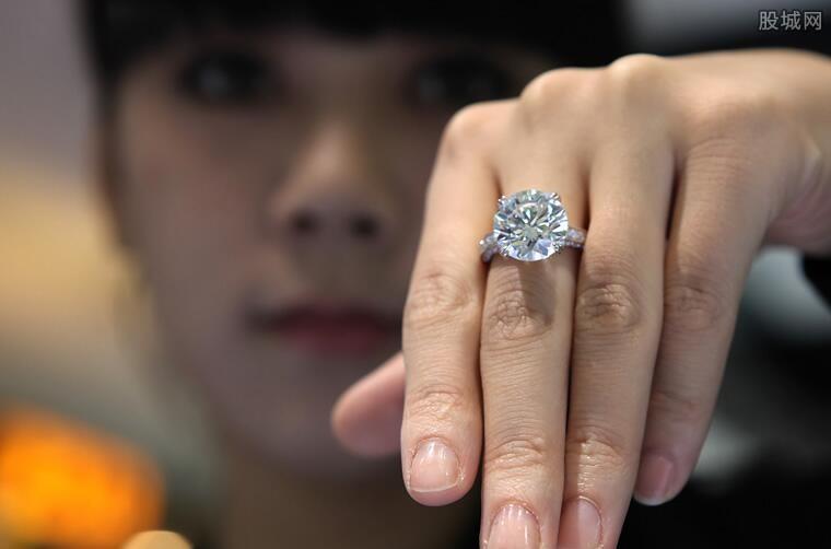 买戒指价值百万