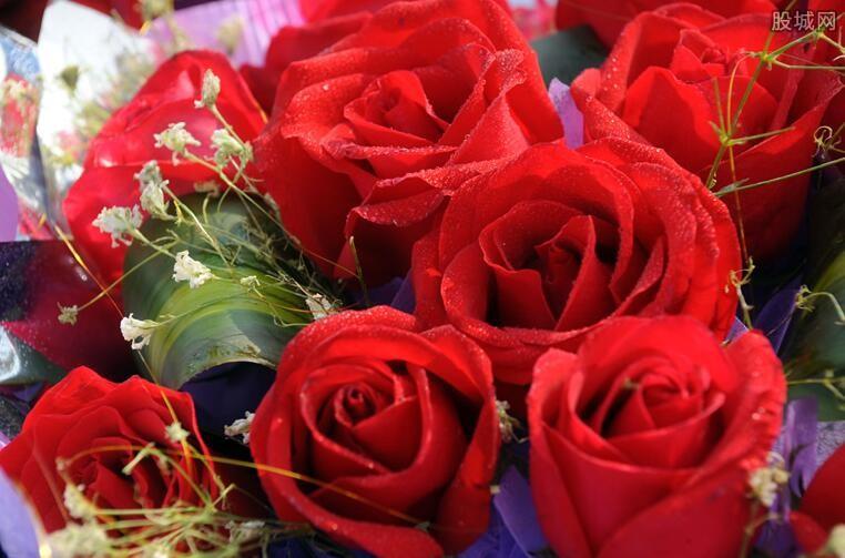 玫瑰花多少钱一支 情人节送多少朵玫瑰合适