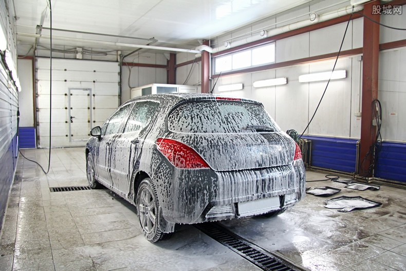 小轿车洗一次价格