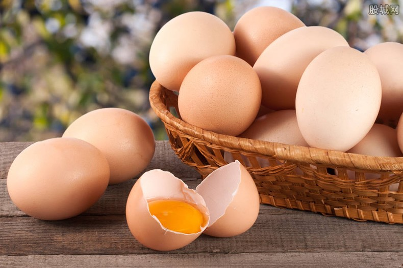 染色土鸡蛋 普通鸡蛋包装土鸡蛋价格翻到几倍