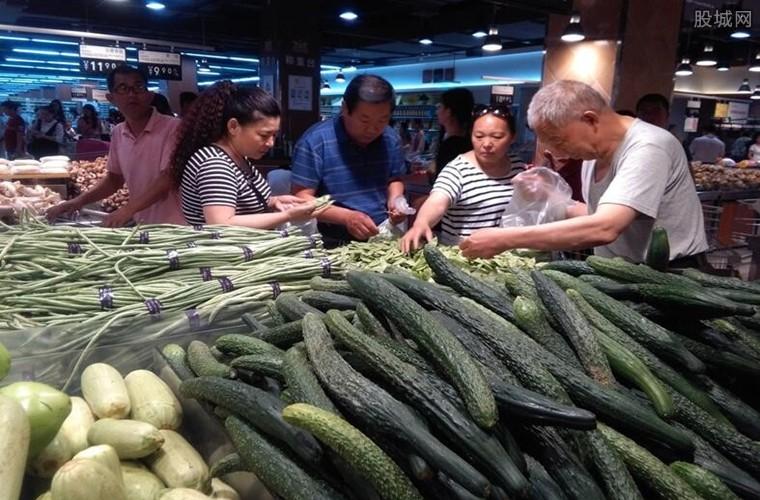 时令蔬菜价格逆天