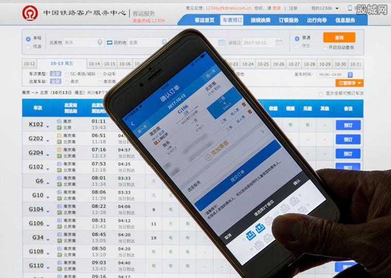"""五一火车票开售 可通过网络渠道买""""五一""""首日火"""