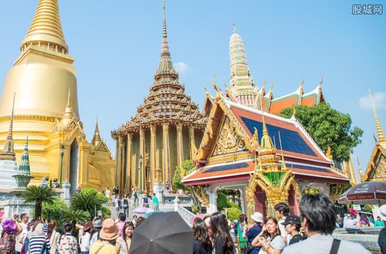 泰国免落地签证费