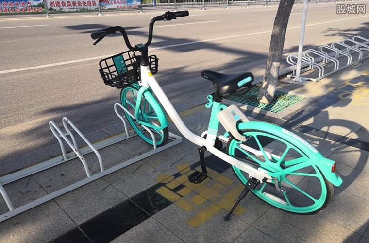 青桔单车投放进北京
