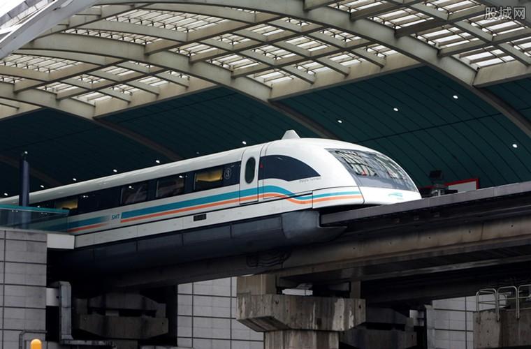 磁浮试验样车下线 北京乘车到上海比坐飞机还快