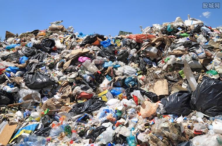 马来西亚查获3000吨洋垃圾