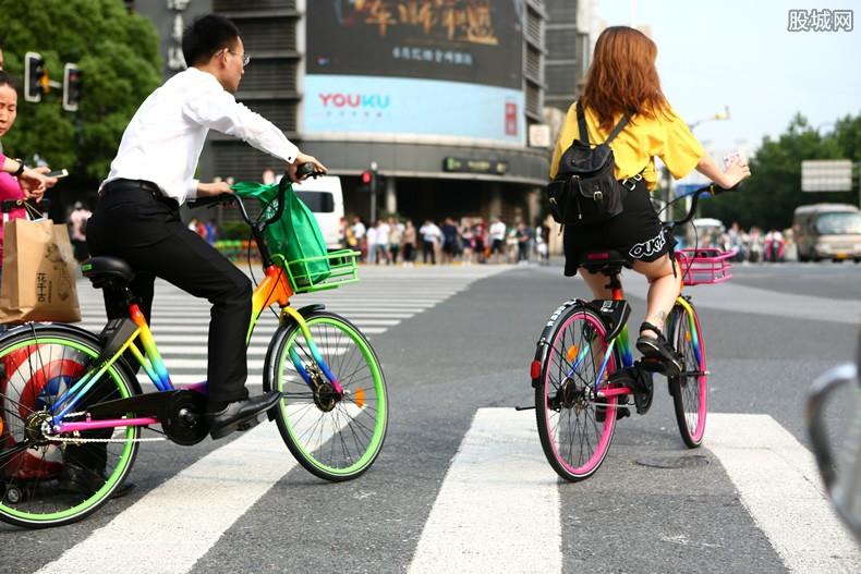 共享单车骑行故障