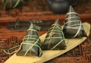 日本推出粽子寿司 粽子寿司颇受顾客的喜爱