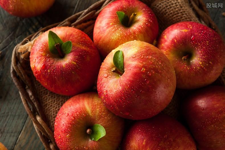 苹果上涨的原因