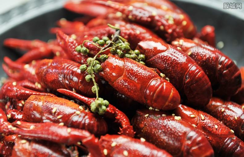 六神推出全新口味小龙虾