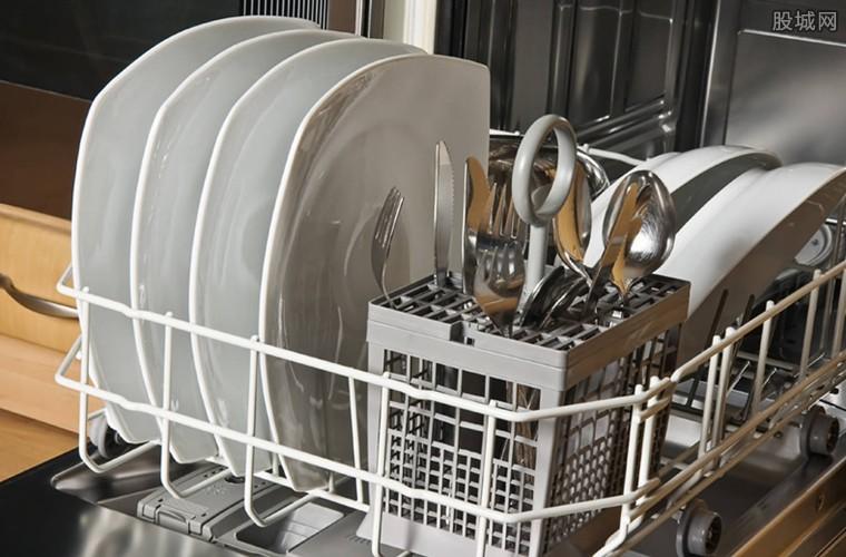 洗碗机检测结果出炉