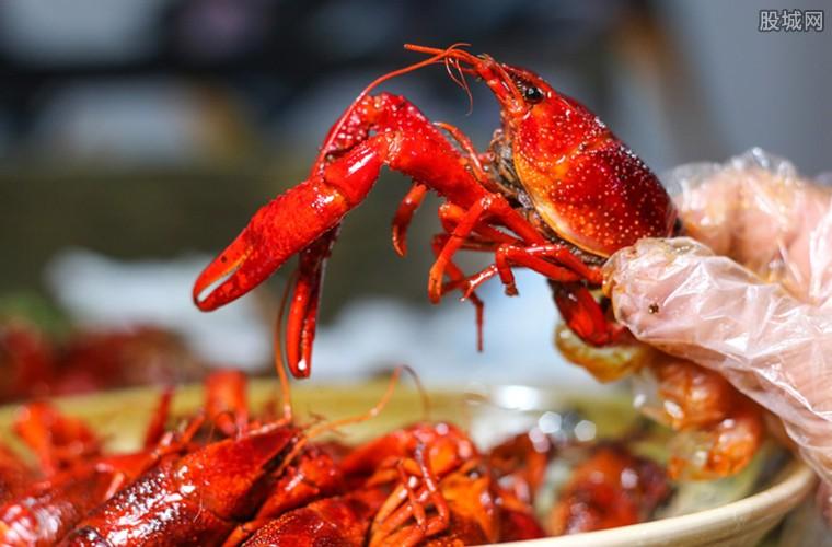 六神花露水味的小龙虾