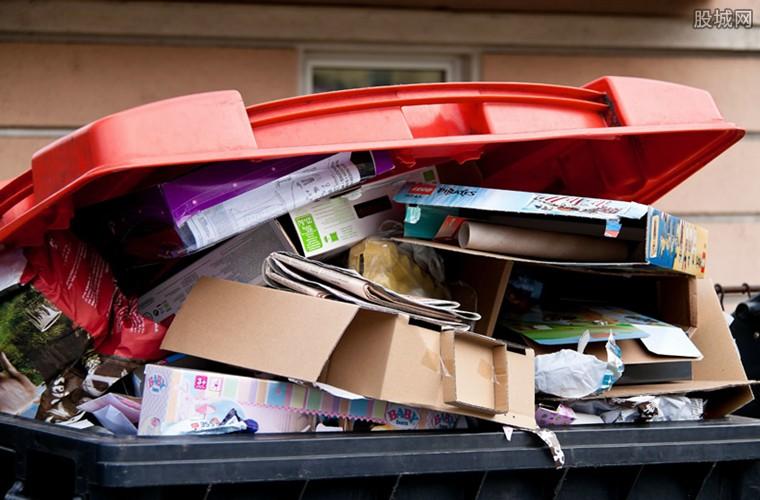 收垃圾废品月入上万