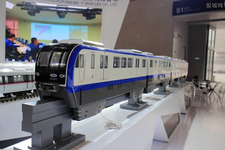 碳纤维地铁列车