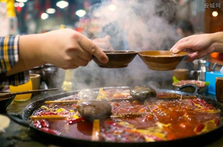 重庆麻辣巨型火锅
