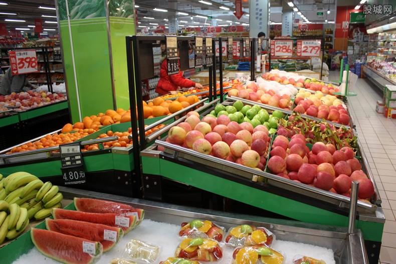 水果价格逐渐回落