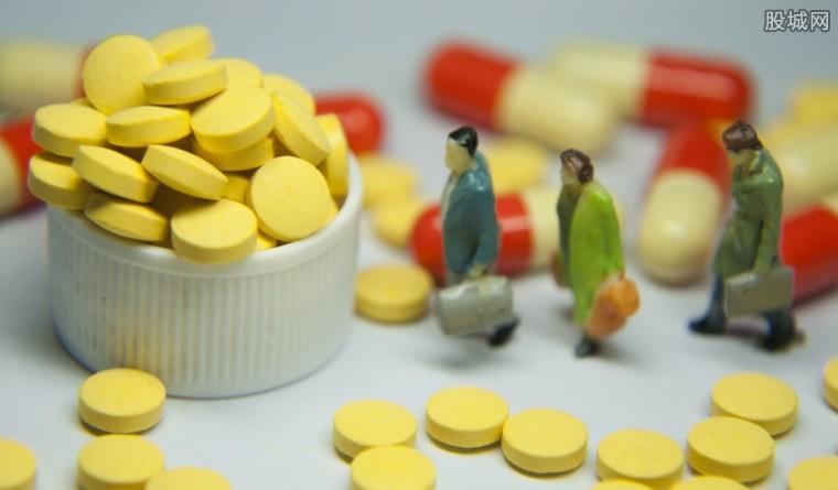 药品价格跳水