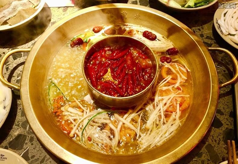 火锅成最受欢迎食物
