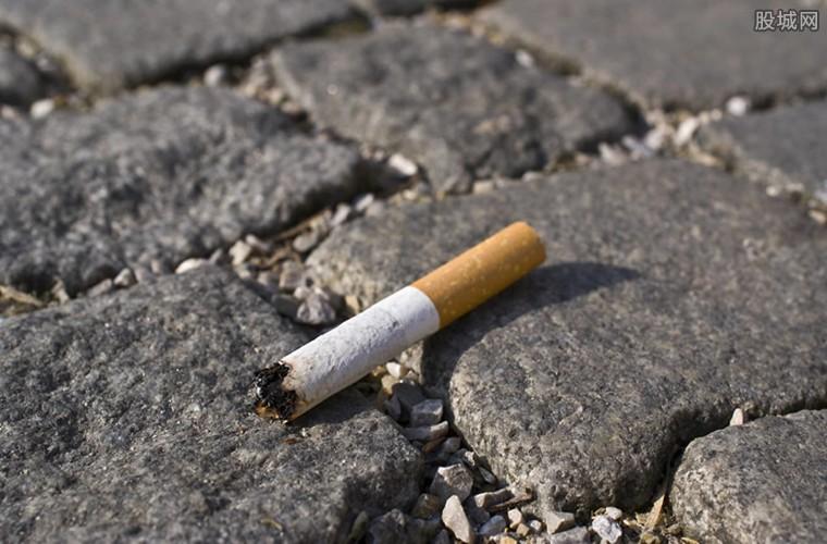 1公斤烟头换20元 推出烟头有奖回收活动