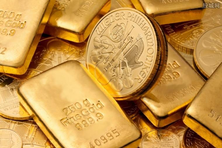 黄金价格涨了吗