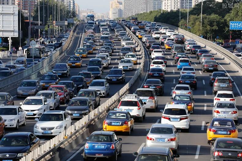 国内堵车排行榜