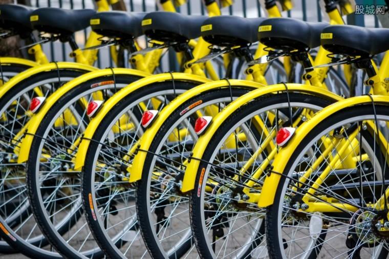 共享单车存量减少