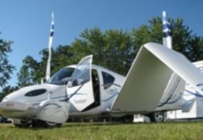日本飞行汽车试飞 为实现无人飞行送货而设计