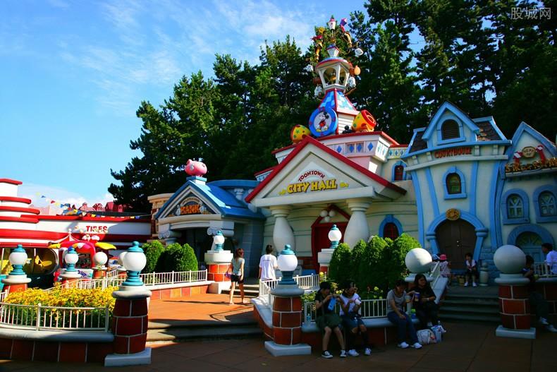 上海迪士尼开放时间