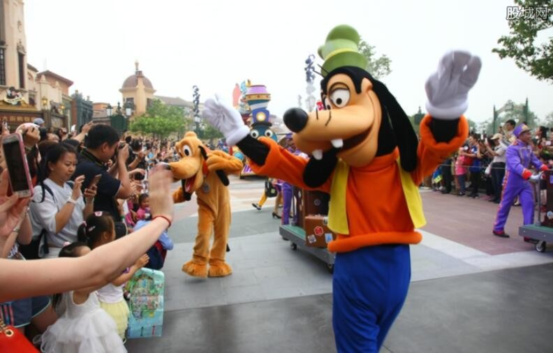 上海迪士尼禁止带食物