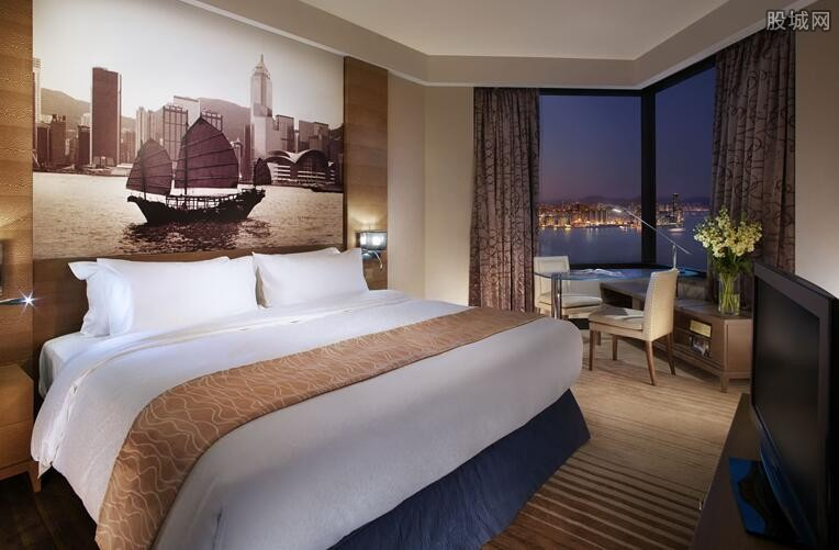 香港酒店房价