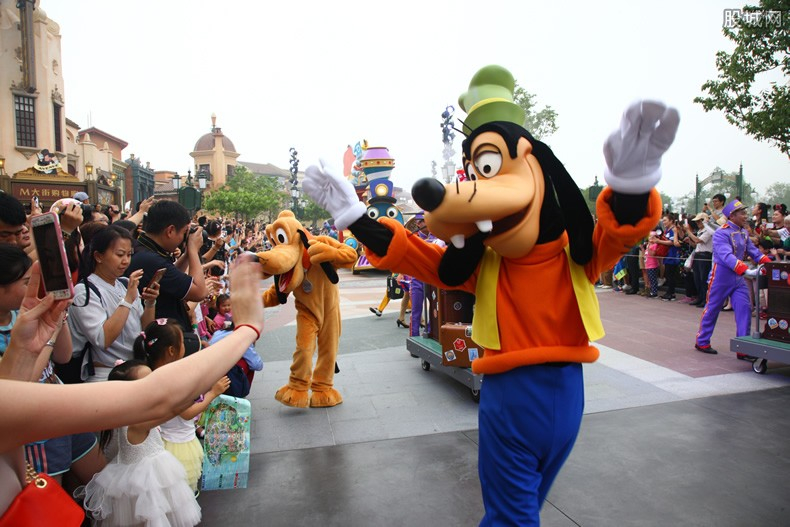 上海迪士尼不接受调解