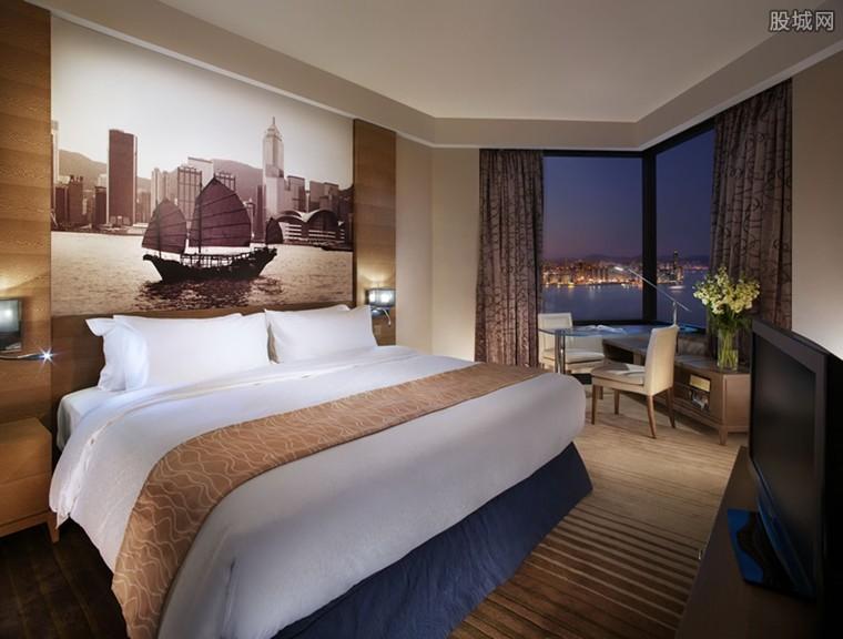 香港酒店价格暴跌