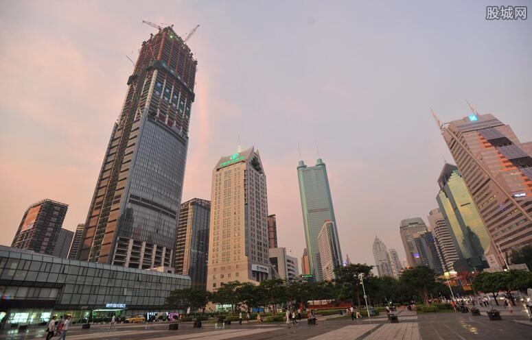 2019中国城市潜力排名
