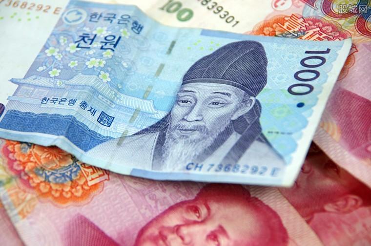 韩国经济急剧下降