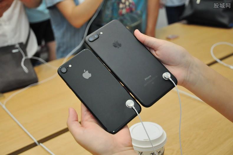 买iPhone由外卖小哥送